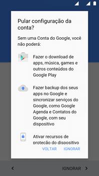 Como configurar pela primeira vez - Motorola Moto G (4ª Geração) - Passo 15