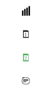Explicação dos ícones - Asus Zenfone Selfie - Passo 1