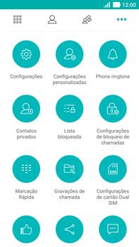 Como bloquear chamadas de um número específico - Asus ZenFone 3 - Passo 5