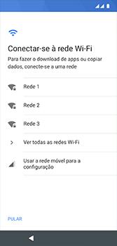 Como configurar pela primeira vez - Motorola Moto G7 - Passo 8