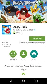 Como baixar aplicativos - Motorola Moto X Play - Passo 16