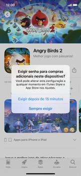 Como baixar aplicativos - Apple iPhone 11 Pro - Passo 14