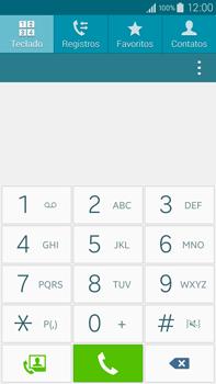 Como bloquear chamadas de um número específico - Samsung Galaxy Note - Passo 4