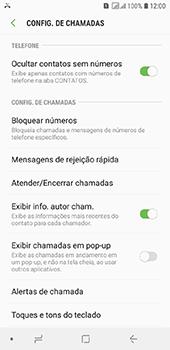 Como bloquear chamadas de um número específico - Samsung Galaxy J6 - Passo 6