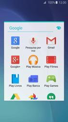 Como configurar seu celular para receber e enviar e-mails - Samsung Galaxy S6 - Passo 4