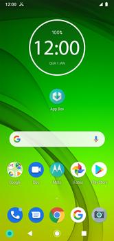 Como bloquear chamadas de um número específico - Motorola Moto G7 Power - Passo 2