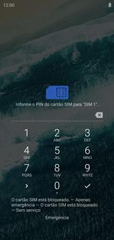 Como reiniciar o aparelho - Motorola One - Passo 4