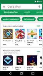 Como baixar aplicativos - LG X Power - Passo 3