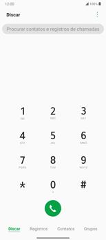 O celular não faz chamadas - LG Velvet 5G - Passo 17