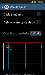 Como configurar a internet do seu aparelho (APN) - Samsung Galaxy Grand Neo - Passo 4