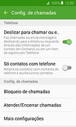 Como bloquear chamadas de um número específico - Samsung Galaxy J1 - Passo 6