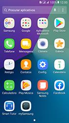 Como ativar e desativar o roaming de dados - Samsung Galaxy J2 Prime - Passo 2