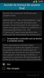 Como configurar pela primeira vez - Samsung Galaxy S IV - Passo 4