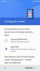 Como configurar pela primeira vez - Samsung Galaxy S7 Edge - Passo 14
