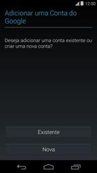 Como configurar seu celular para receber e enviar e-mails - Motorola Moto E (1ª Geração) - Passo 9