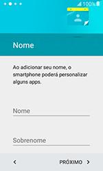 Como configurar pela primeira vez - Samsung Galaxy J1 - Passo 11