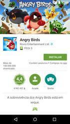 Como baixar aplicativos - Motorola Moto G (3ª Geração) - Passo 16