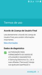 Como configurar pela primeira vez - Samsung Galaxy J5 - Passo 6