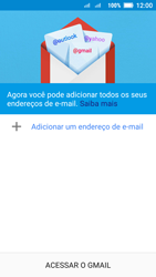 Como configurar seu celular para receber e enviar e-mails - Lenovo Vibe C2 - Passo 5