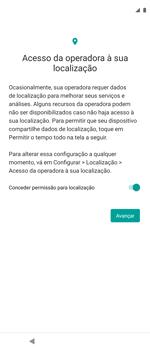 Como ativar seu aparelho - Motorola Moto G 5G Plus - Passo 13