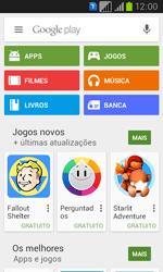 Como baixar aplicativos - Samsung Galaxy Win - Passo 4