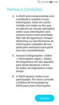 Como ativar seu aparelho - Asus Zenfone Selfie - Passo 10