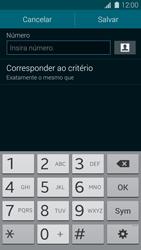 Como bloquear chamadas de um número específico - Samsung Galaxy S5 - Passo 10
