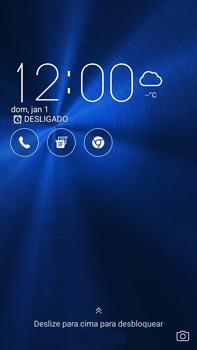 Como reiniciar o aparelho - Asus ZenFone 3 - Passo 5