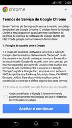 Como configurar a internet do seu aparelho (APN) - Sony Xperia E4G - Passo 19