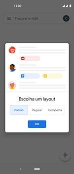 Como configurar seu celular para receber e enviar e-mails - Motorola One Vision - Passo 14