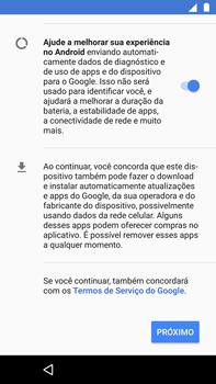 Como ativar seu aparelho - Motorola Moto G5s Plus - Passo 12