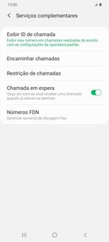 O celular não recebe chamadas - Samsung Galaxy S20 Plus 5G - Passo 17