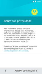Como ativar seu aparelho - Motorola Moto Turbo - Passo 6