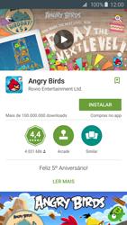 Como baixar aplicativos - Samsung Galaxy S6 - Passo 17