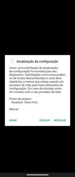 Como conectar à internet - Motorola Moto G 5G Plus - Passo 19