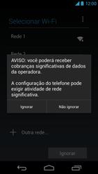Como ativar seu aparelho - Motorola Moto X (1ª Geração) - Passo 4