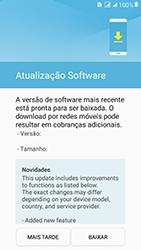 Como atualizar o software do seu aparelho - Samsung Galaxy J2 Prime - Passo 7