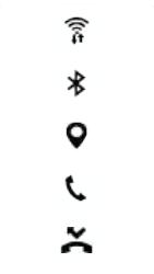 Explicação dos ícones - Samsung Galaxy J2 Prime - Passo 11