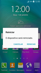Como configurar a internet do seu aparelho (APN) - Samsung Galaxy A5 - Passo 28