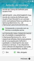 Como ativar seu aparelho - Samsung Galaxy A5 - Passo 7