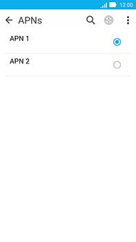 Como configurar a internet do seu aparelho (APN) - Asus ZenFone Go - Passo 15