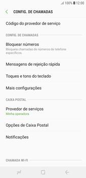 O celular não recebe chamadas - Samsung Galaxy J4 Core - Passo 16