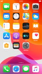 Como bloquear chamadas de um número específico - Apple iPhone 8 - Passo 2