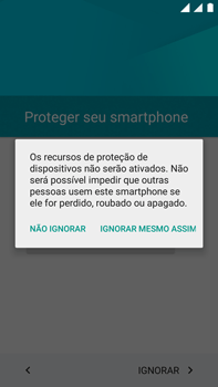 Como configurar pela primeira vez - Motorola Moto X Play - Passo 12