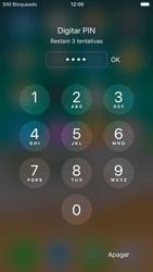 Como configurar a internet do seu aparelho (APN) - Apple iPhone 8 - Passo 16