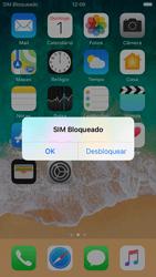 Como configurar a internet do seu aparelho (APN) - Apple iPhone 8 - Passo 14