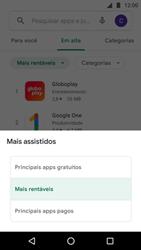 Como baixar aplicativos - Motorola Moto G5 Plus - Passo 9