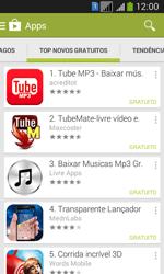 Como baixar aplicativos - Samsung Galaxy Core Plus - Passo 11