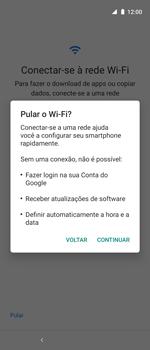 Como ativar seu aparelho - Motorola One Action - Passo 5