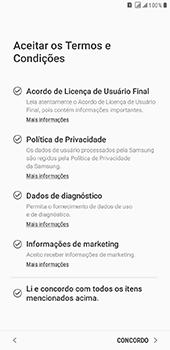 Como ativar seu aparelho - Samsung Galaxy J8 - Passo 8